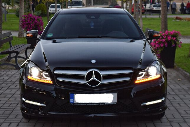 Mercedes C 250 CDI COUPE- BI TURBO 204 Cp!!!