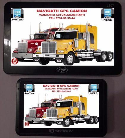REVOLUTIONAR UNIC IN ROMANIA GPS Camion Camioane cu 9 programe