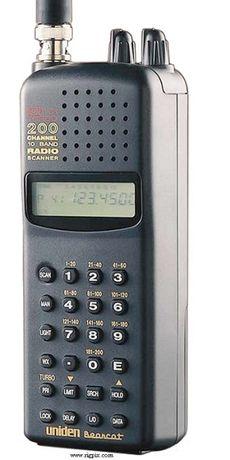 Scanner Radio Statie
