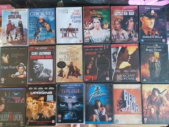 Филми на DVD-10лв