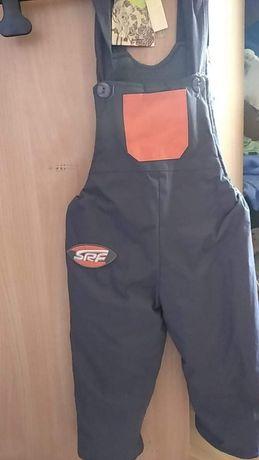 2 perechi pantaloni impermeabili de iarna