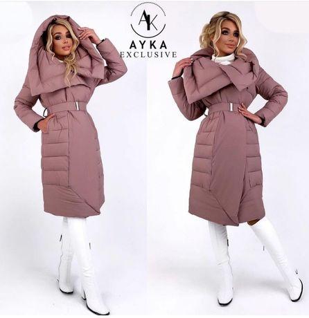 Новый модный женский пуховик-одеяло!!