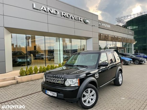 Land Rover Discovery Land Rover Discovery 4 2010 4x4 2.7 diesel