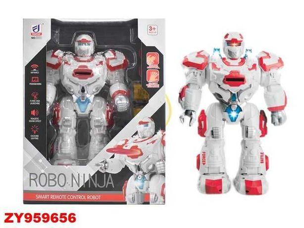 Robo Ninja на пульте управления