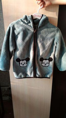 Толстовка, кофта, куртка мягкая и тёплая