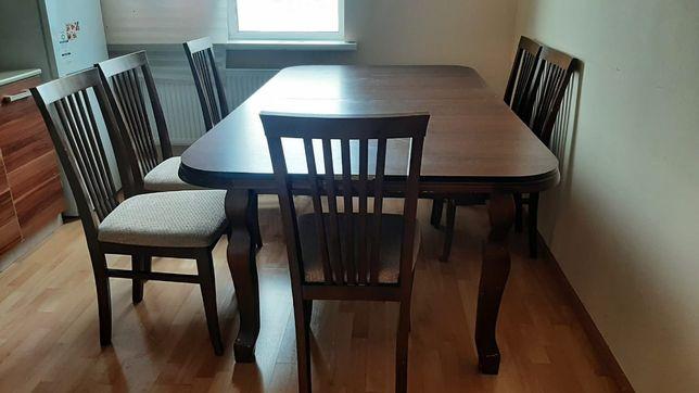 стол стулья деревянный