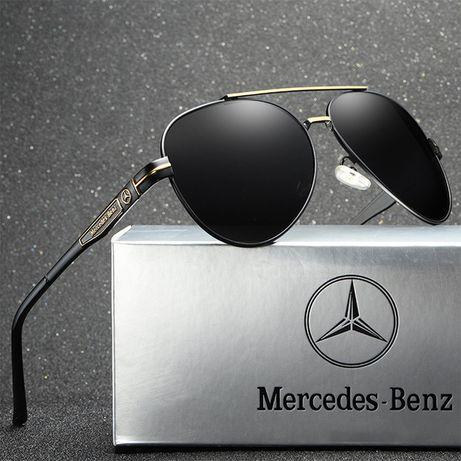 Mercedes слънчеви очила F500