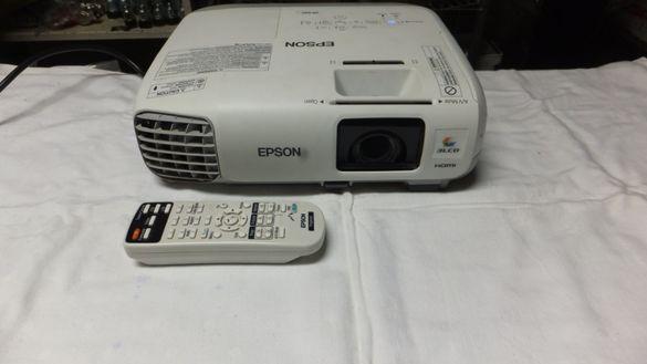 EPSON EB-X20 Home Cinema