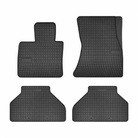 Гумени стелки за BMW X5 Е70/ BMW X6 E71 4 части черни
