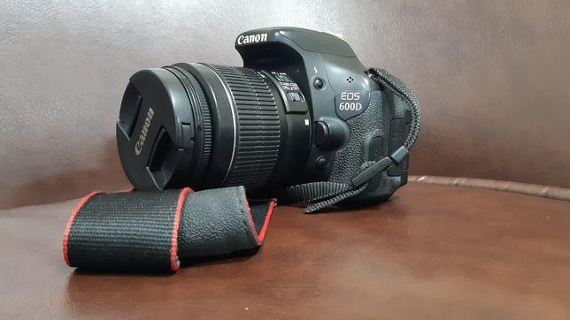 Проф.фотоаппарат Canon D600