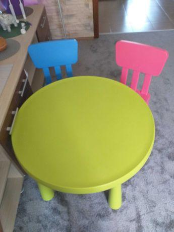 Masuta+scaune copii ikeaa