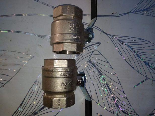 Кран шаровый на 50 мм
