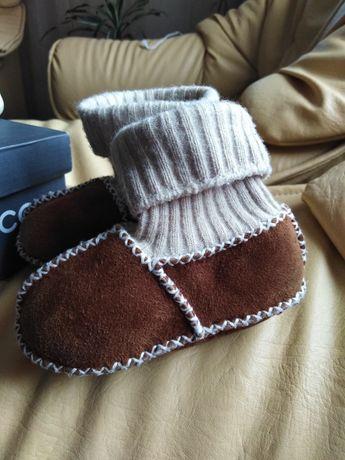 Botosei piele pentru bebe
