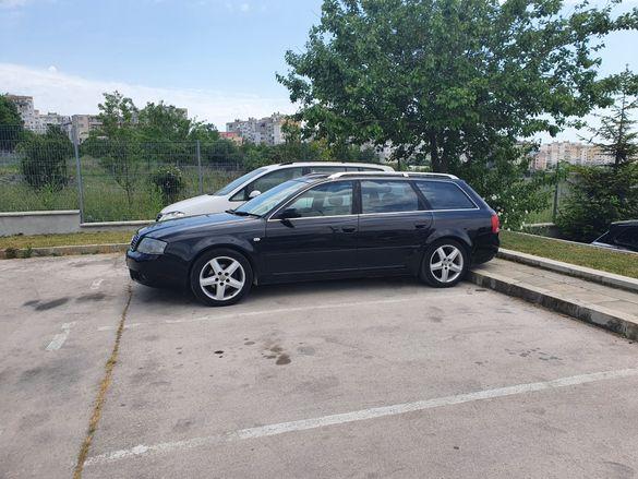 Audi A6 C5 1.9TDI Facelift ( Ауди А6 Ц5 комби ) BOSE RNS-E 2 DIN, 1BE
