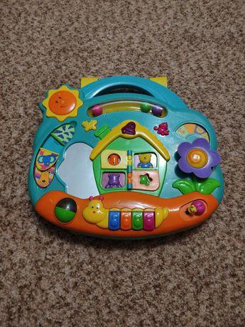 Продам музыкальную детскую игрушку