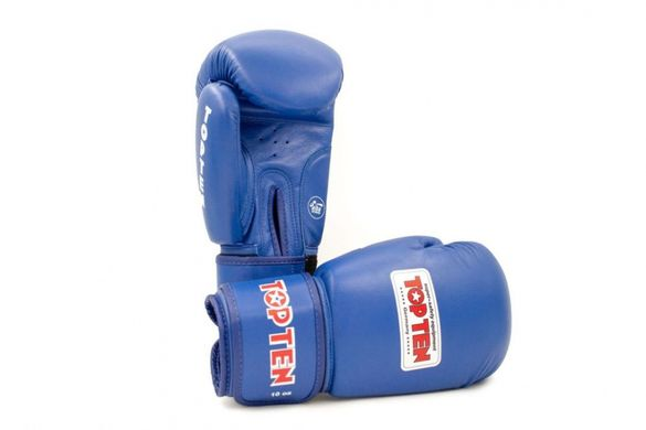 Боксови ръкавици ТОП ТЕН Аиба лиценз / Top Ten Aiba Approved
