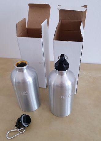 Recipient metalic transport apa - termos pentru drumetii