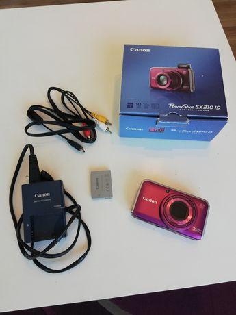 Фотоапарат Canon PowerShot SX210 IS purple