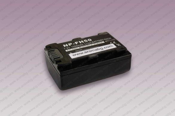 ANIMABG Батерия модел NP-FH50
