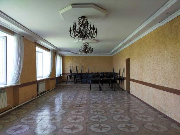 Продается участок с бывшим торговым центром в Абайском районе