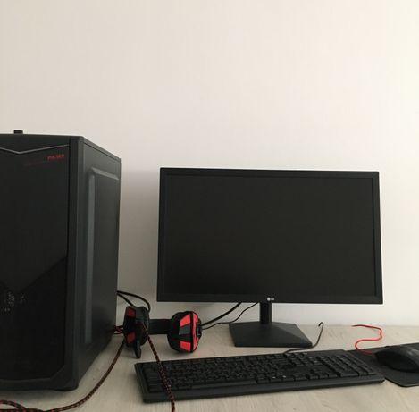 Игровой компьютер. Ryzen 5 2600/GeForce GTX 1650