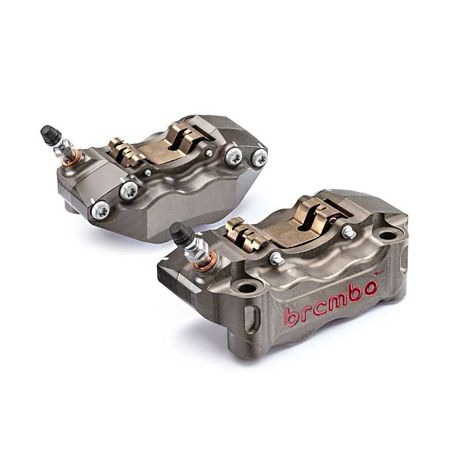 Пистови спирачни апарати BREMBO - CNC 100 mm Radial Billet Caliper Kit