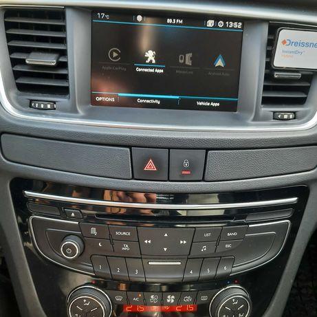 NAC Navigatie  Peugeot 508 AppleCarPlay Android auto inlocuieste RT6