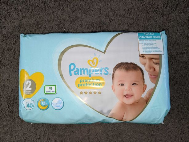 Pampers Premium Care nr 2 40bucati. 4-9kg