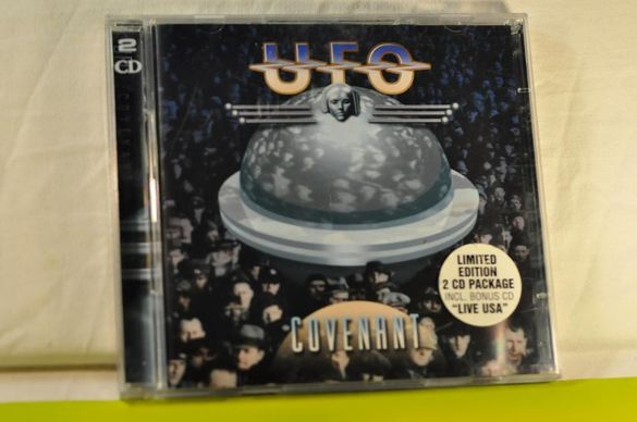 "Covenant by ""UFO"" 2CD Jul 25, 2000 