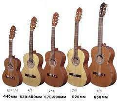 Детские, подростковые гитары от 22000тг