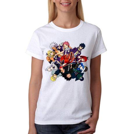 Tricouri cu anime