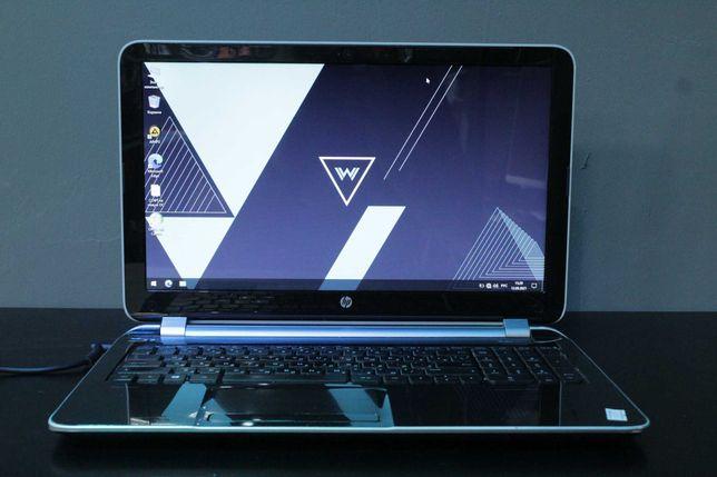 Ноутбук HP Pavilion  Core i7-4500U/NVIDIA GT 740M/ОЗУ 8 GB/HDD 1000 GB