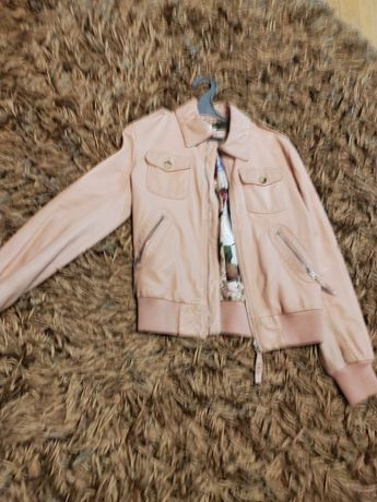 Кожаная куртка от Valentino