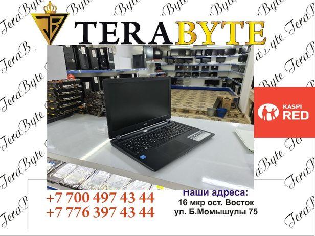 """Ноутбук ACER QUAD Pentium N4200/Кредит,рассрочка Kaspi RED!""""TERABYTE"""""""