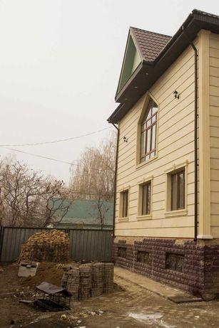 Термопанели для фасада с армирующим слоем Травертин термопанели