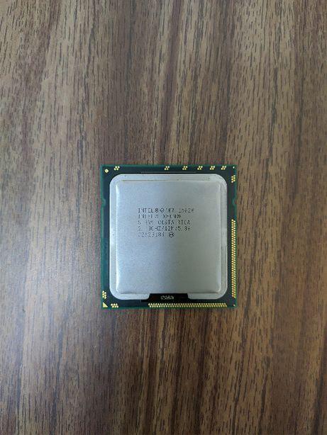 Процессор Xeon E5620