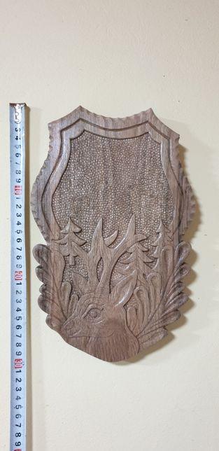Panoplie trofeu de căprior (8)