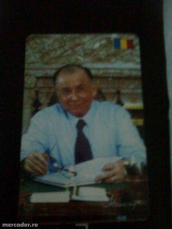 Calendar de buzunar, Ion Iliescu, 1997, pentru colectionari