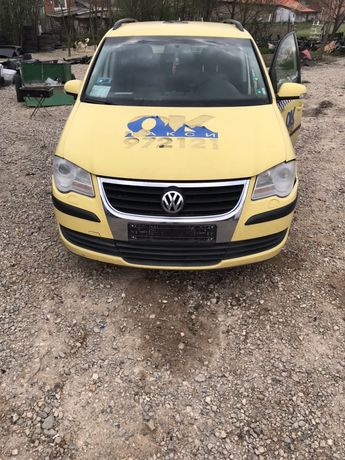 Volkswagen touran 1.9tdi 105к.с BLS 6скорости НА ЧАСТИ