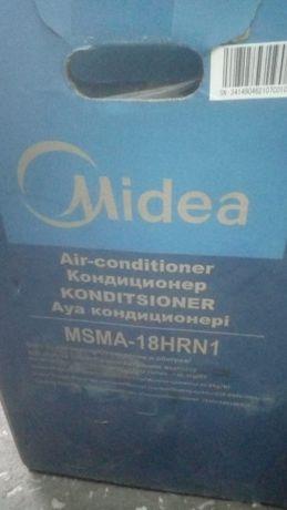 Кондиционер MIDEA MSMA-18HRN1 с инсталляцией