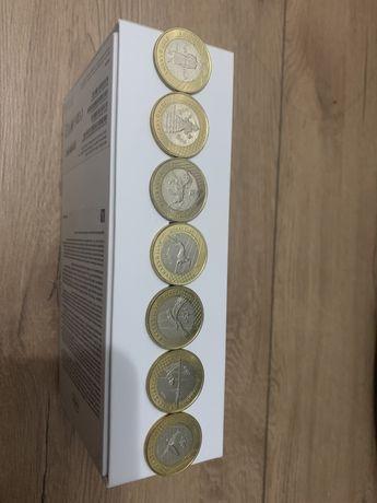 Продам монеты 7 казына