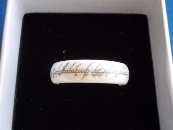 Керамичен пръстен Размер 9 US (18 мм)