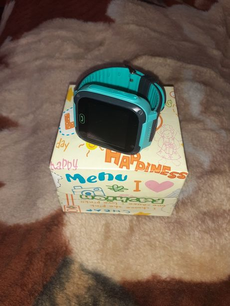 Продам детские смарт-часы с GPS