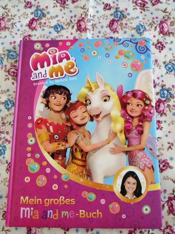 Carte Eu și Mia, Mia and me