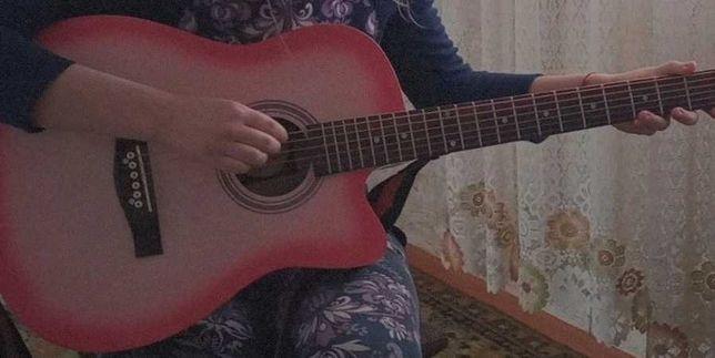 Гитара Акустическая по-моему