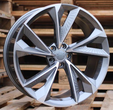 """Джанти за AUDI 18""""19""""20""""21"""" Audi RS6 / RS7 2020 Grey Polish"""