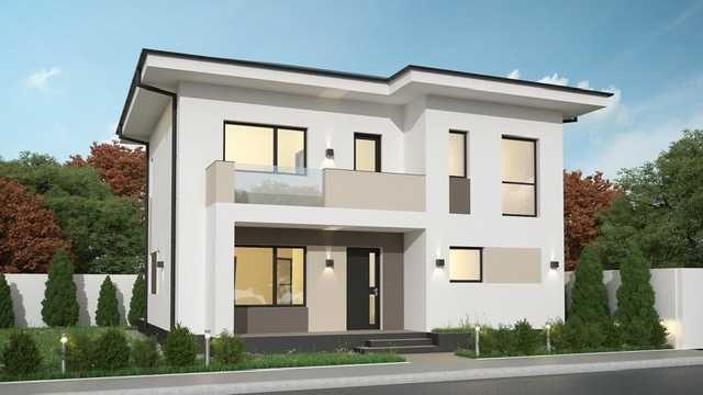 Casa P+1 , LakeSide Residence Preajba