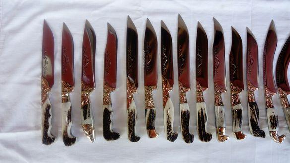 Ръчно изработени ножове