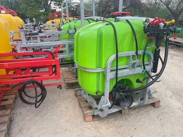 Masina de erbicidat - MET 300L - 400L - 600L