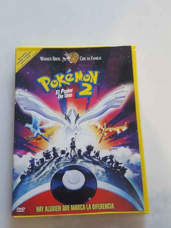 Film desene animate dvd  pokemon 2000